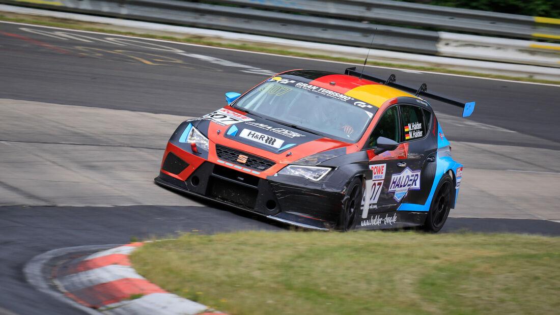 Seat Leon Cupra TCR - Startnummer #307 - Profi Car Team Halder - SP3T - NLS 2020 - Langstreckenmeisterschaft - Nürburgring - Nordschleife