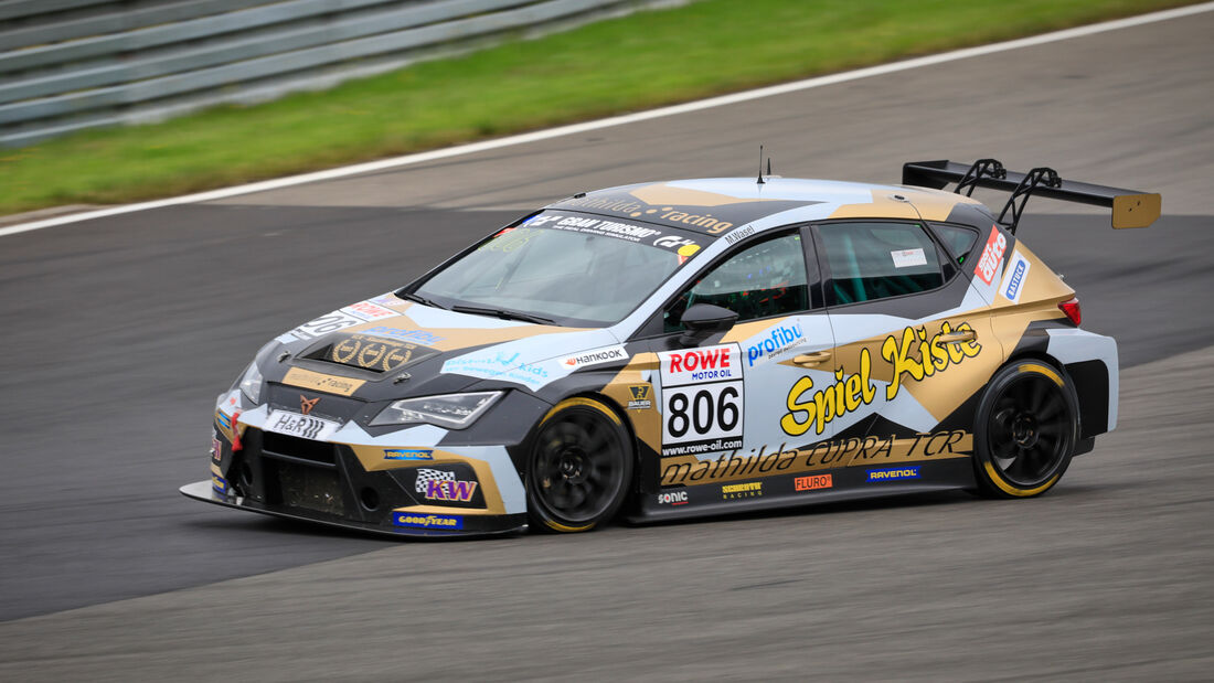 Seat Leon Cupra TCR - Startnummer #806 - mathilda racing - TCR Pro - NLS 2020 - Langstreckenmeisterschaft - Nürburgring - Nordschleife