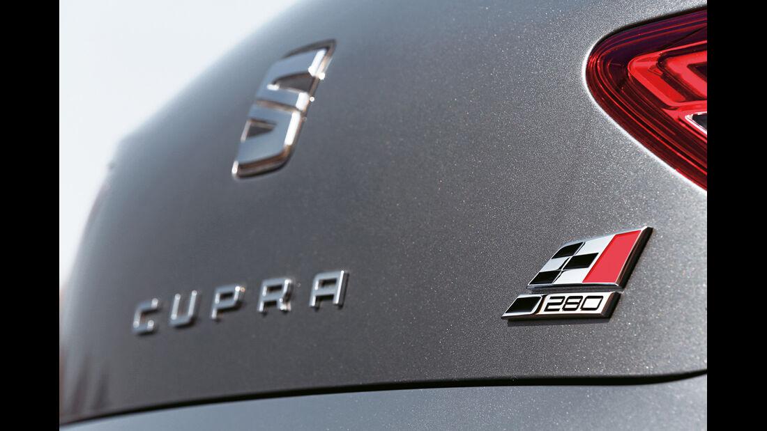 Seat Leon Cupra, Typenbezeichnung