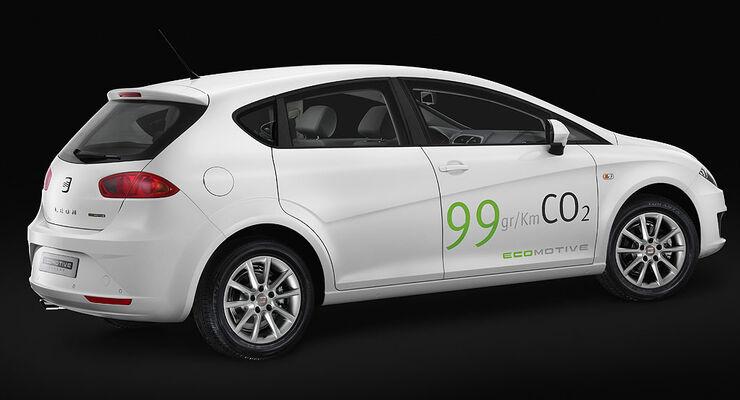 Seat Leon Ecomotive Concept