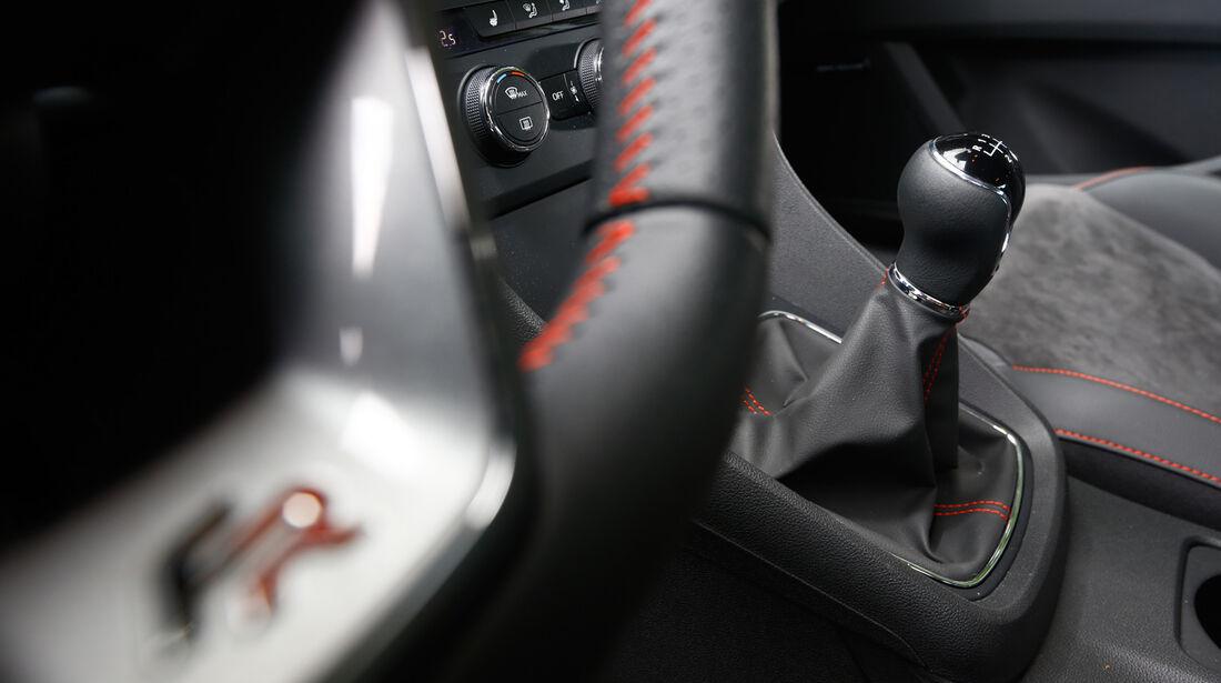 Seat Leon FR 2.0 TDI, Schalthebel
