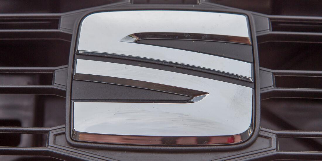 Seat Leon SC 1.4 TSI, Emblem