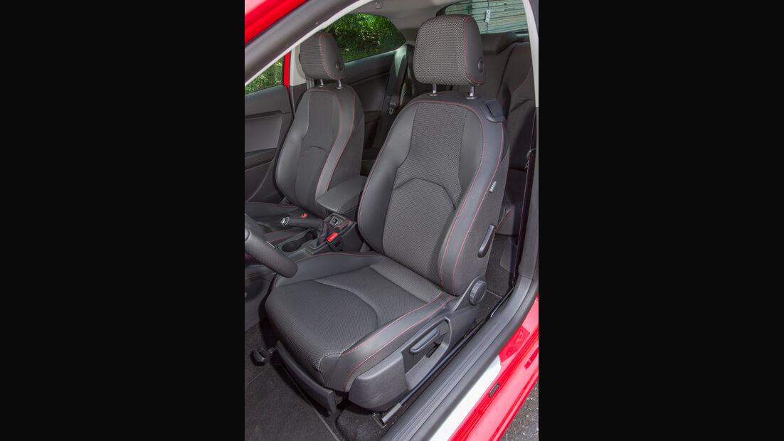 Seat Leon SC 1.4 TSI, Fahrersitz