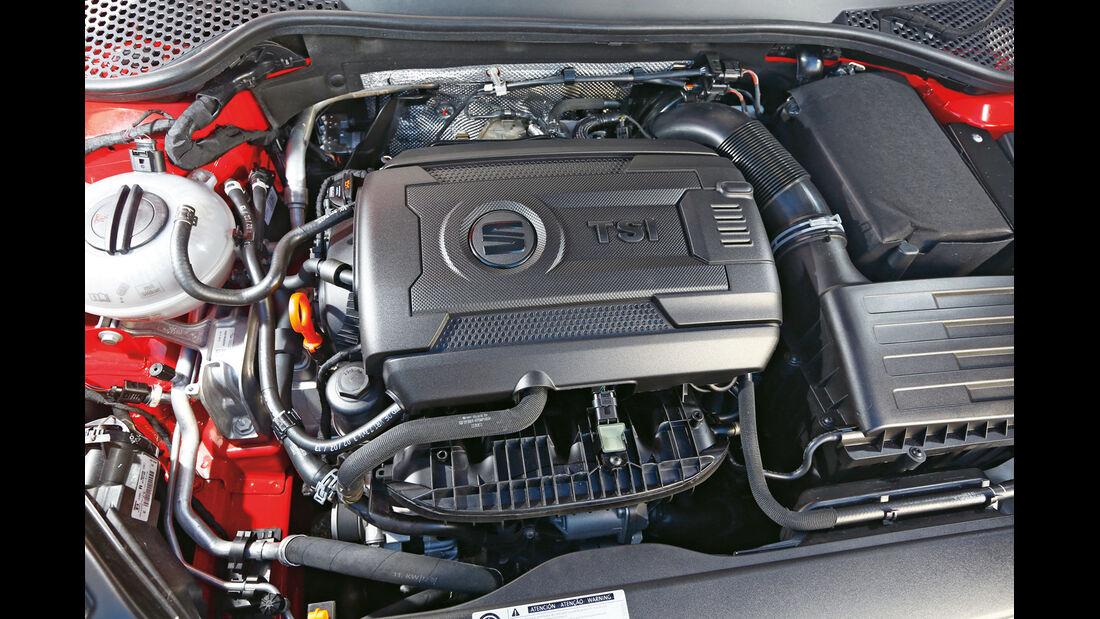 Seat Leon SC 1.8 TSI, Motor