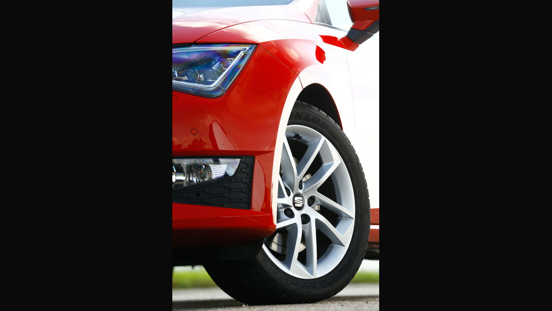 Seat Leon SC 1.8 TSI, Rad, Felge, Bremse