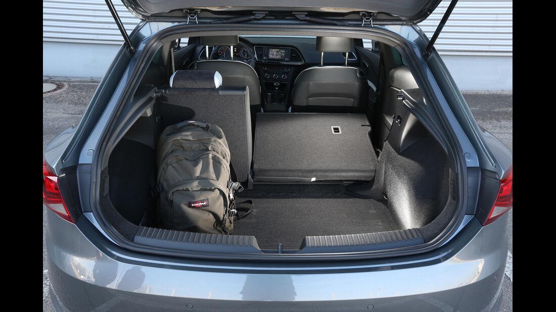 Seat Leon SC Cupra 280, Kofferraum