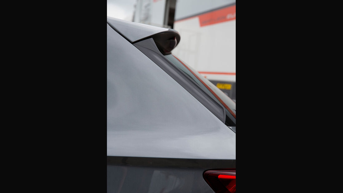 Seat Leon SC Cupra 280 Performance, Dachabschluss