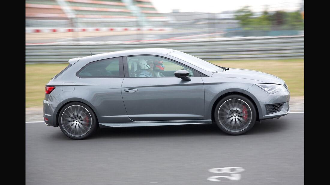 Seat Leon SC Cupra 280 Performance, Seitenansicht