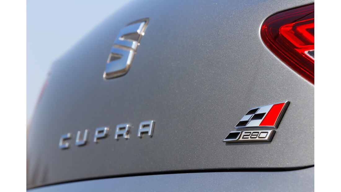 Seat Leon SC Cupra 280, Typenbezeichnung