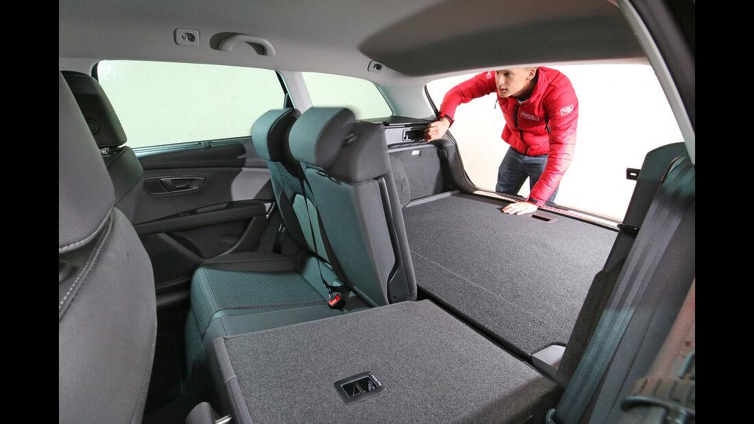 Seat Leon ST 1.4 TSI ACT, Interieur