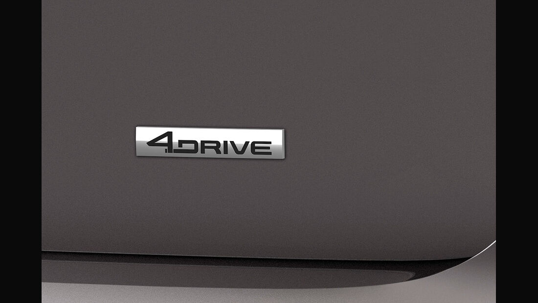 Seat Leon ST 4Drive Schriftzug logo