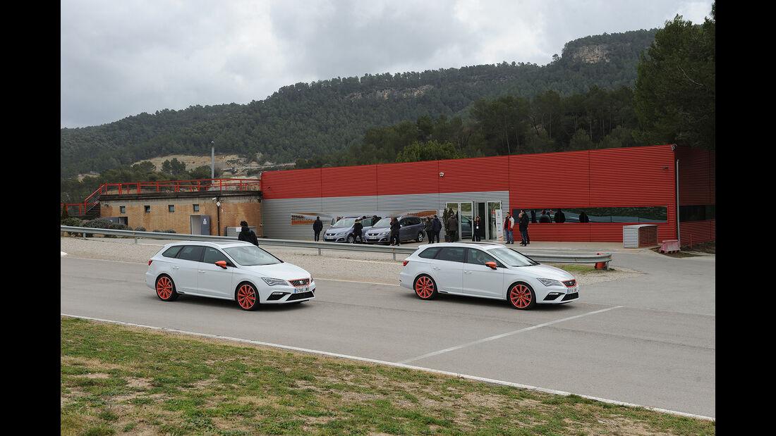 Seat Leon ST Cupra 300 4Drive