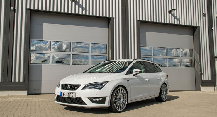 Seat Leon ST FR by DF Automotive
