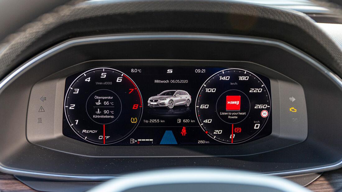 Seat Leon ST Kombi 1.5 TSI Fahrbericht 2020