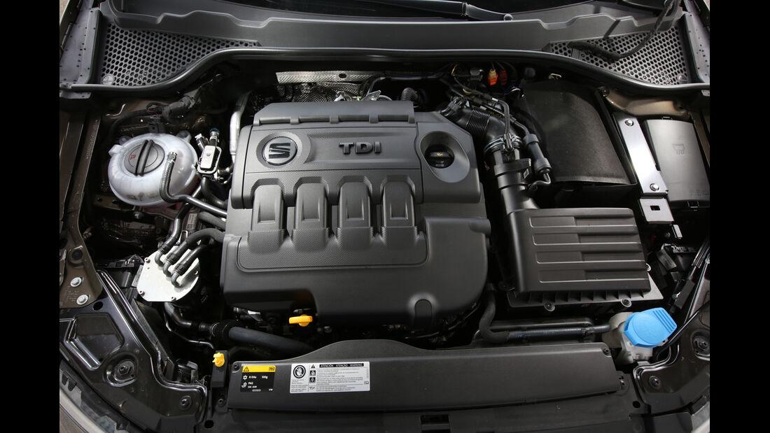 Seat Leon ST X-Perience 2.0 TDI, Motor