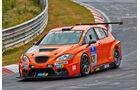 Seat Leon Supercopa - Startnummer: #121 - Bewerber/Fahrer: Philippe Salini, Stephane Salini, Tristan Gommendy - Klasse: SP 3T