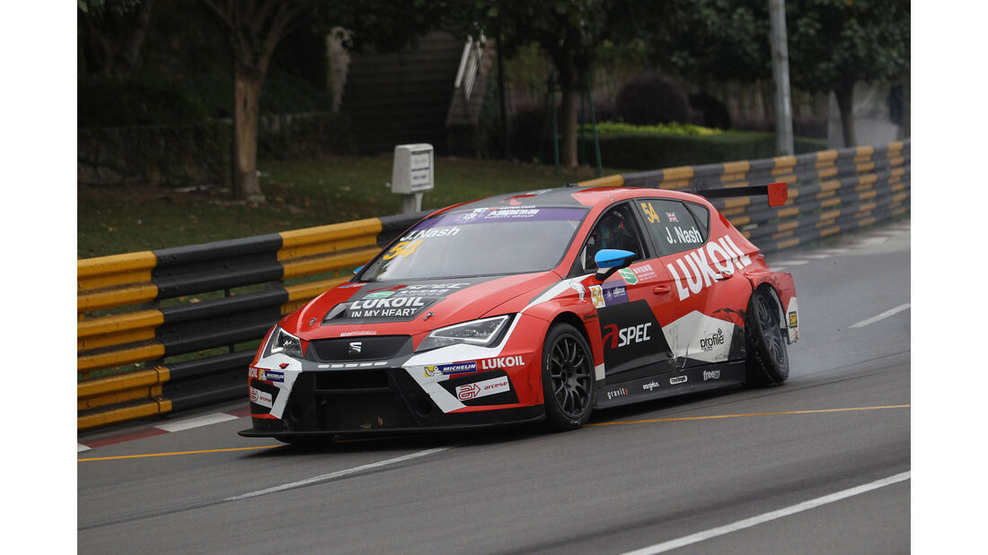 Seat Leon TCR SEQ - TCR 2016 - Tourenwagen - Motorsport