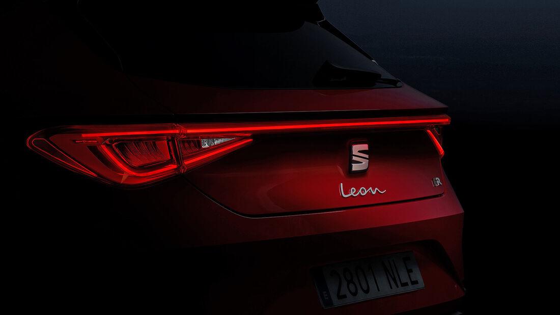Seat Leon Teaser