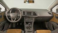 Seat Leon X-Perience Sitzprobe