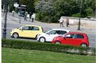 Seat MII, VW UP, Skoda Citigo, Seitenansicht