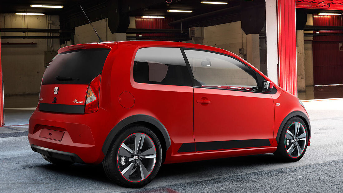 Seat Mii FR Concept Wörthersee