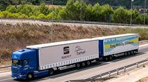 Seat Scania Gigaliner