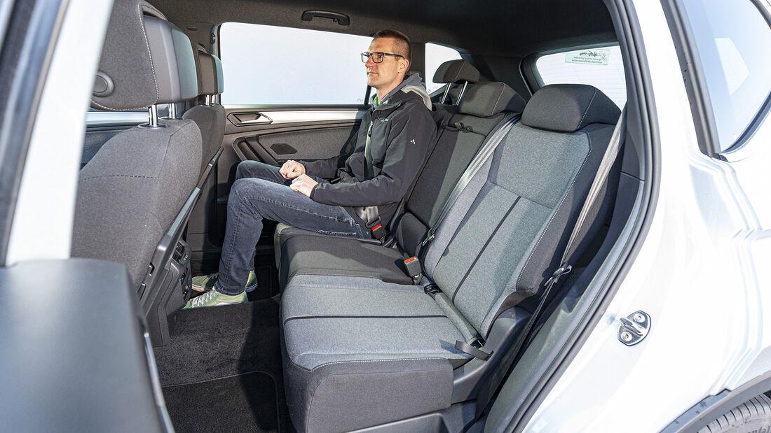 Seat Tarraco 1.5 TSI, Interieur