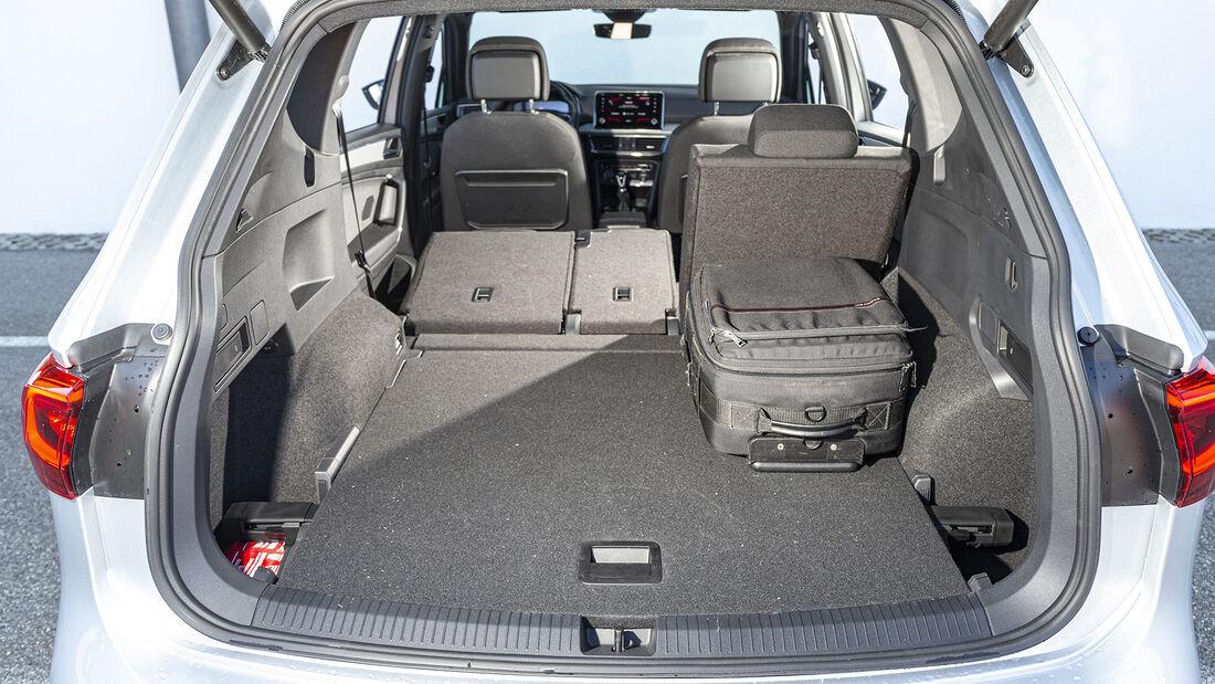 Seat Tarraco 1.5 TSI, Kofferraum