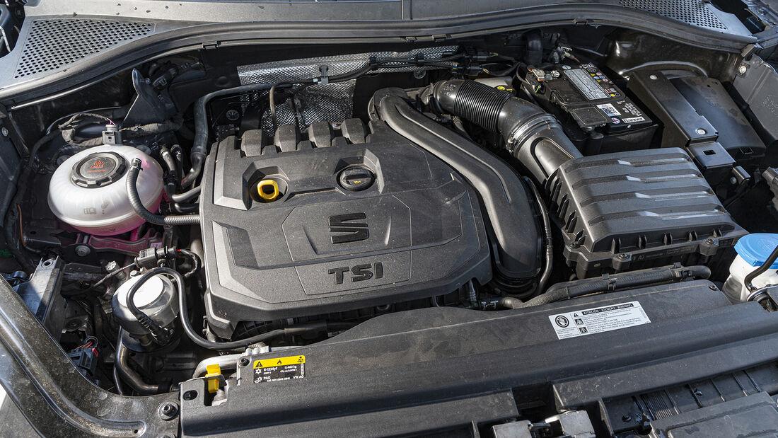 Seat Tarraco 1.5 TSI, Motor