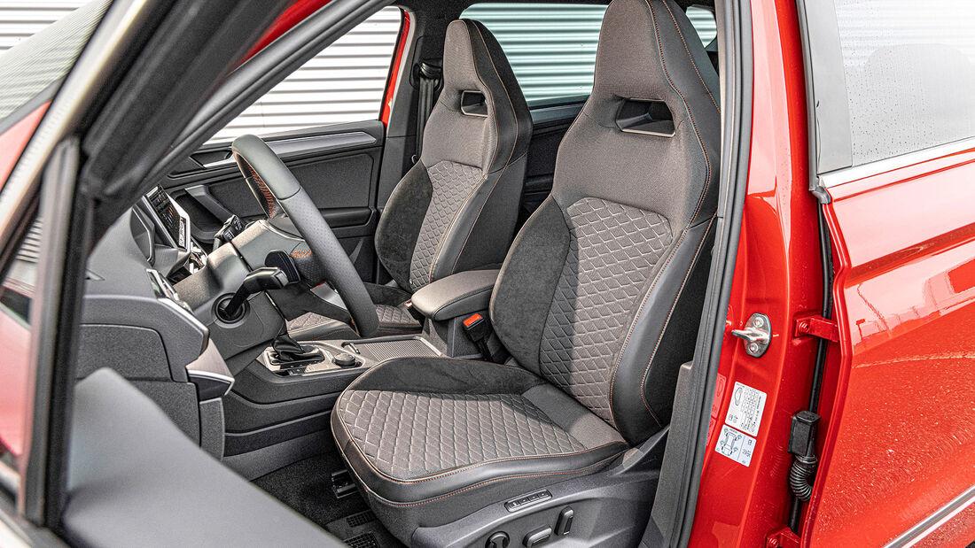 Seat Tarraco 2.0 TSI