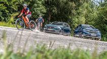 Seat Tarraco, Honda CR-V, Exterieur