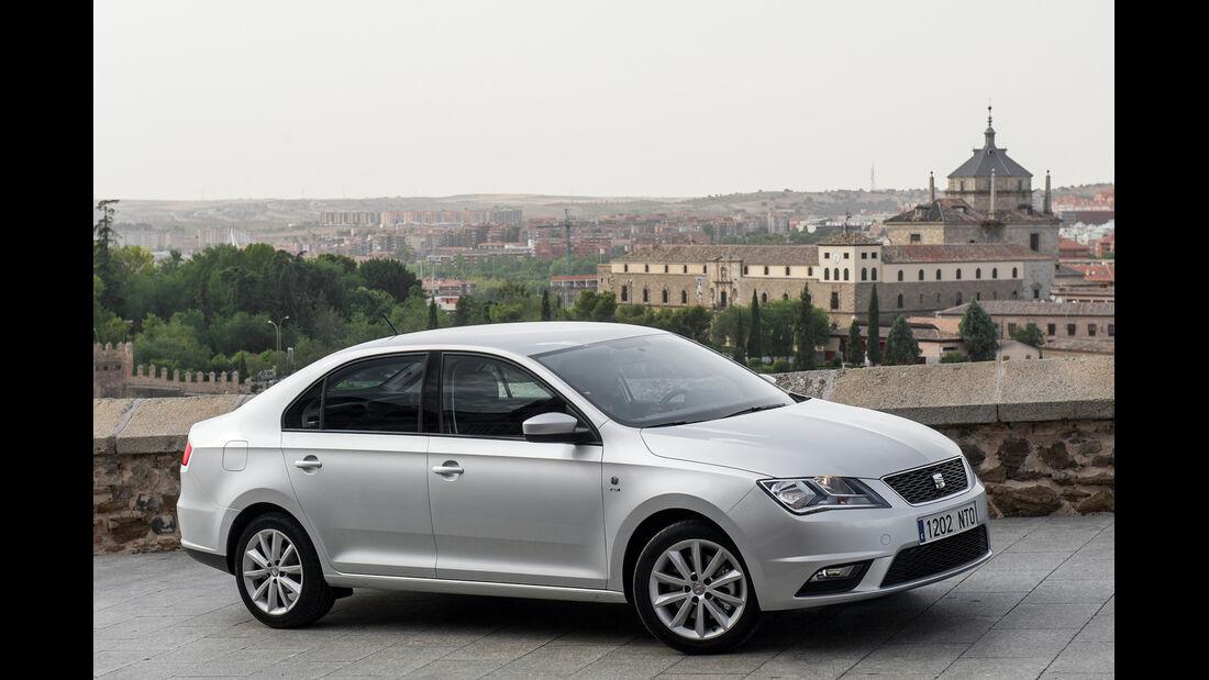 Seat Toledo 1.6 TDI Ecomotive, Seitenansicht