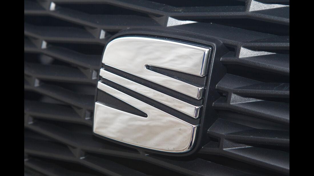 Seat Toledo, Emblem
