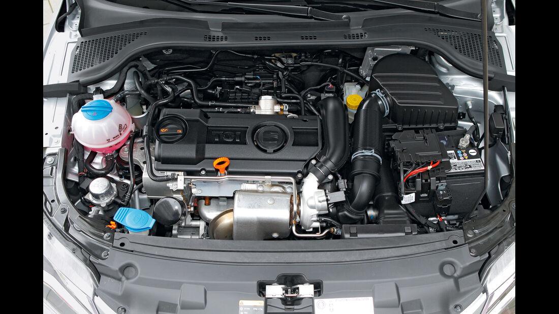 Seat Toledo, Motor