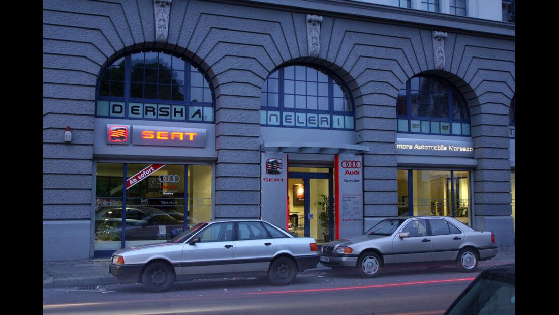 Seat Werkstatt, Amore Automobile Moresco