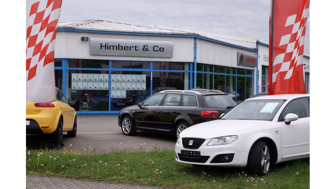 Seat Werkstatt, Himbert & Co.