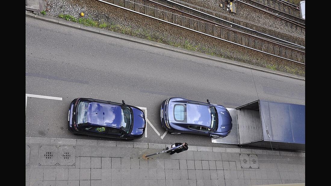 Seat behindert Aston Martin
