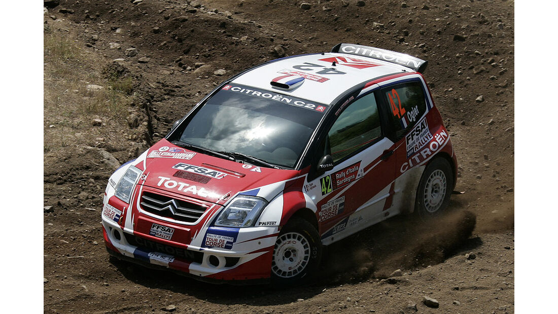 Sebastién Ogier, Rallyewagen, 0109