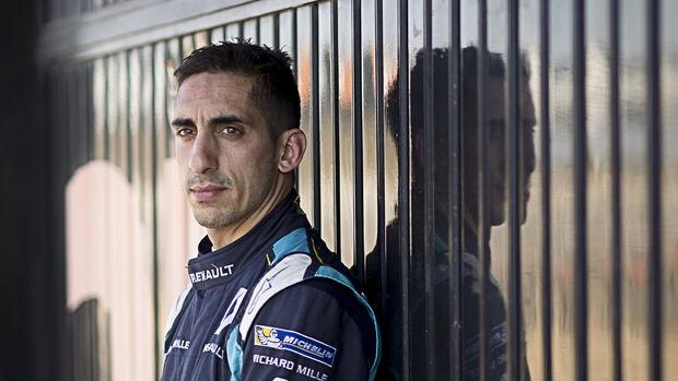 Sebastian Buemi - Formel E - 2017
