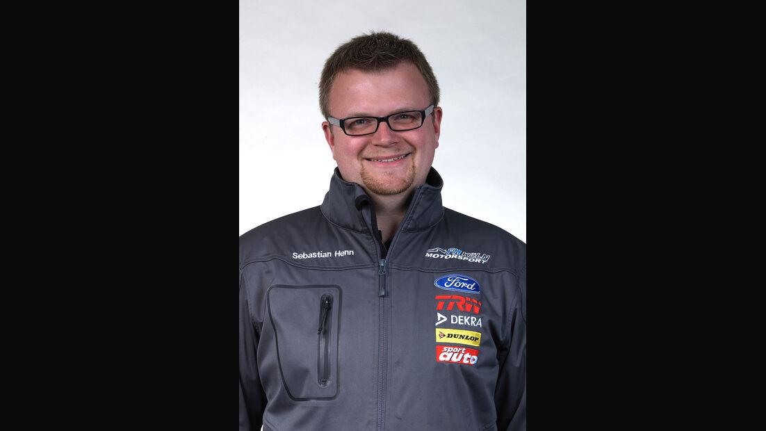 Sebastian Henn, FH Köln Motorsport Ford Focus RS VLN
