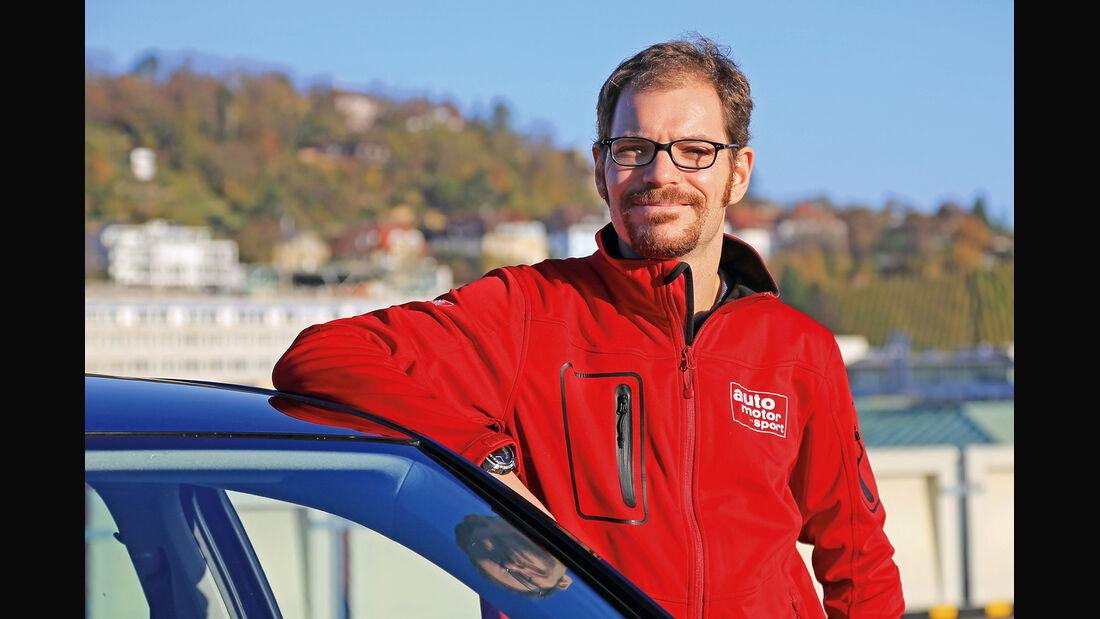 Sebastian Renz, Porträt