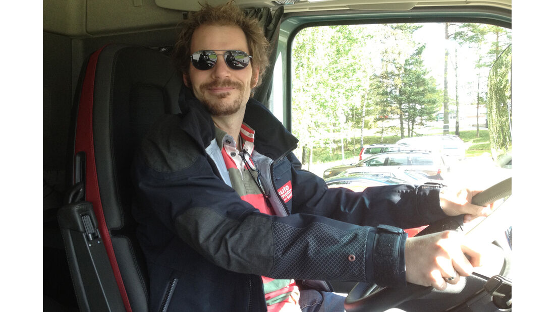 Sebastian Renz, Volvo FH