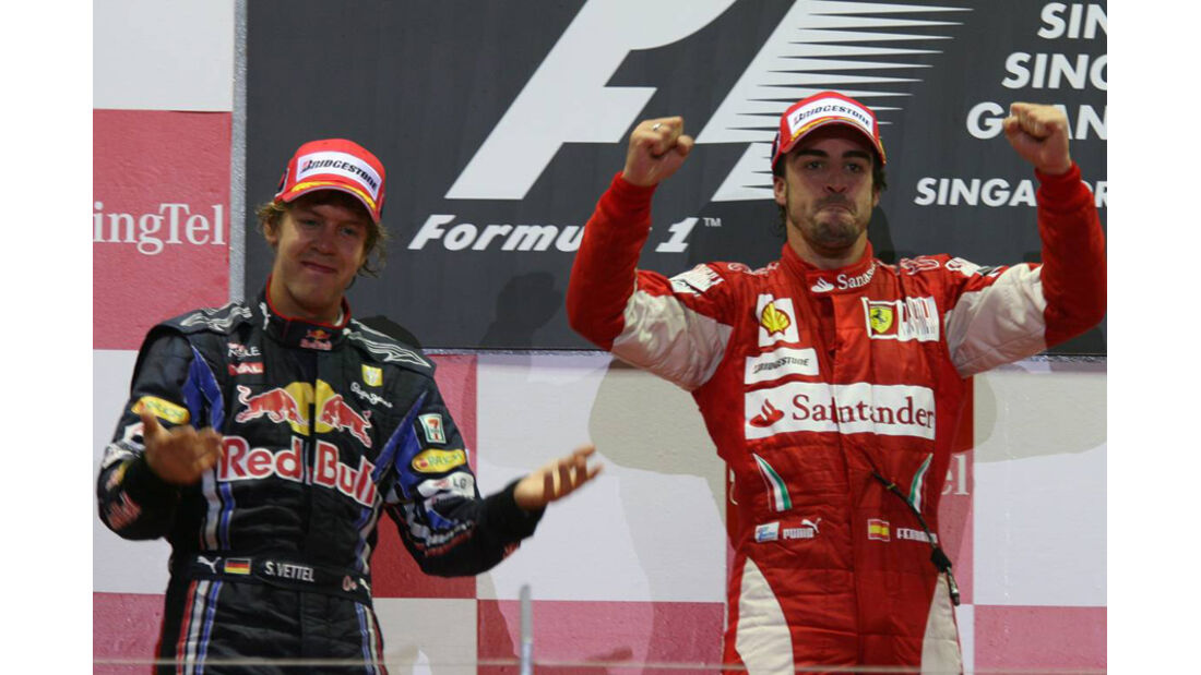 Sebastian Vettel 2010