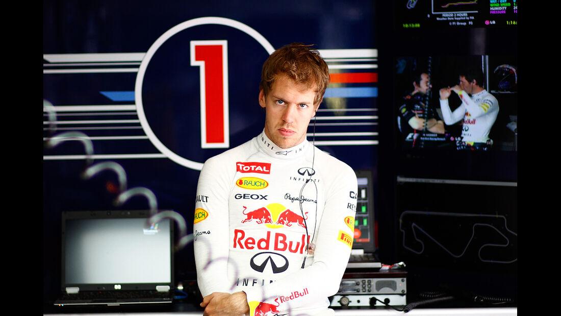 Sebastian Vettel 2012