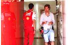 Sebastian Vettel - Abu Dhabi Test 2014 - Formel 1 - Tops & Flops