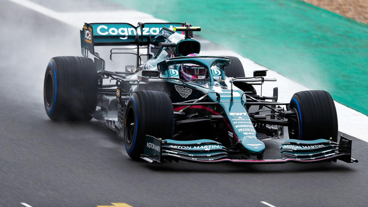 Vettel Optimistisch Vorzeichen Pro Aston Martin Auto Motor Und Sport
