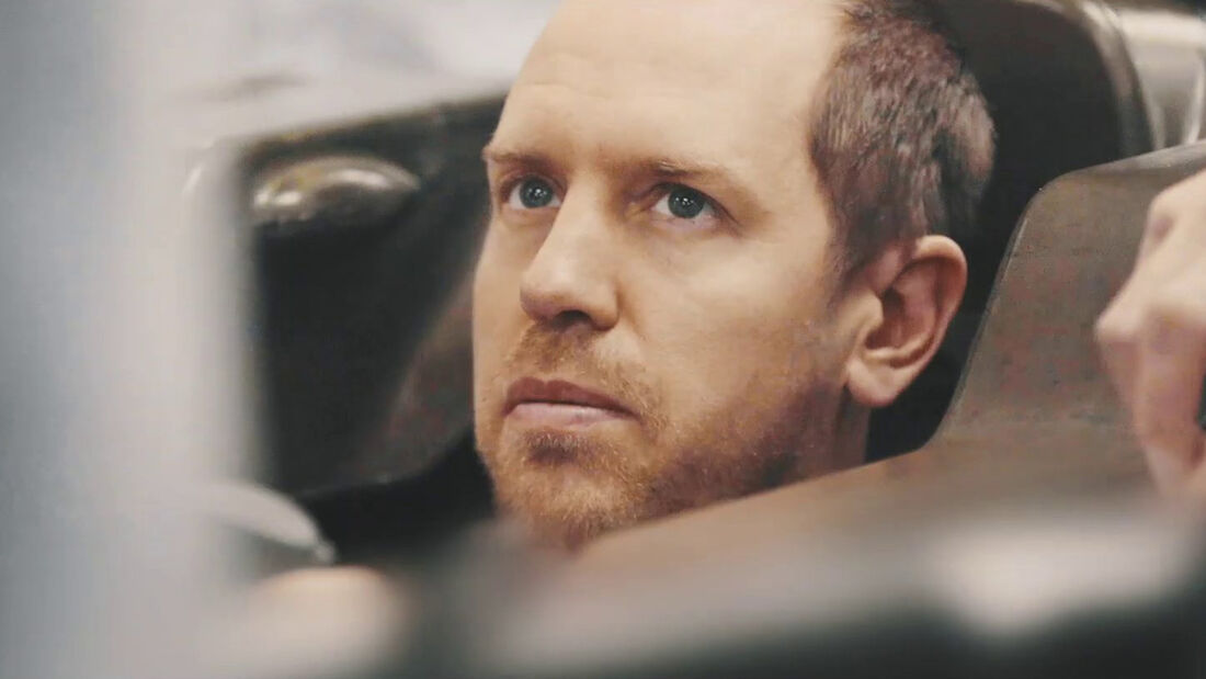 Sebastian Vettel - Aston Martin - F1 - Formel 1