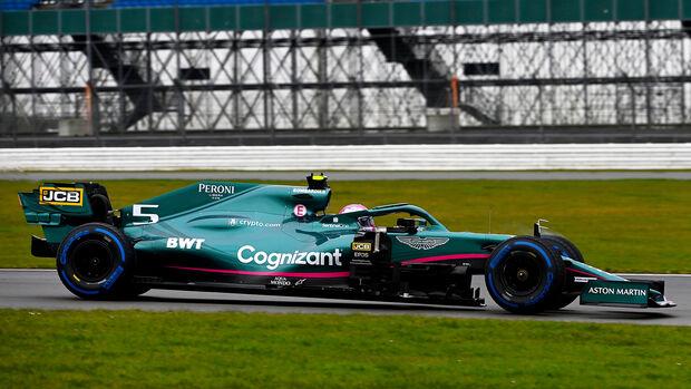 Sebastian Vettel - Aston Martin - Formel 1 - 2021