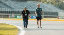 Sebastian Vettel - Aston Martin - Formel 1 - GP Italien - Monza - 9. September  2021