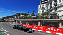 Sebastian Vettel - Aston Martin - Formel 1 - GP Monaco - 20. Mai 2021